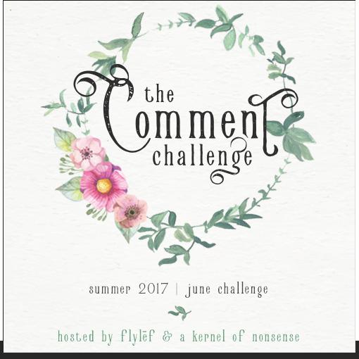 Summer 2017 Comment Challenge