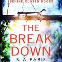 #Review: The Breakdown by B A Paris @BAParisAuthor @HQstories #TheBreakdown