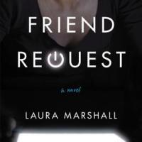#Review: Friend Request by Laura Marshall #FriendRequestBook