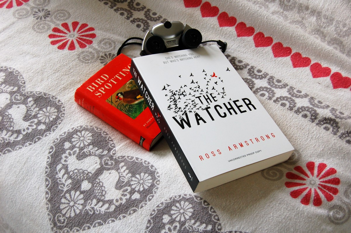 #Review: The Watcher by Ross Armstrong