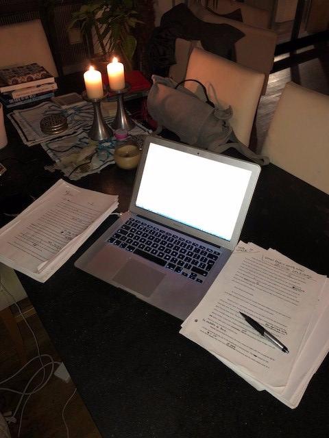 The Desk of Chris Wimpress