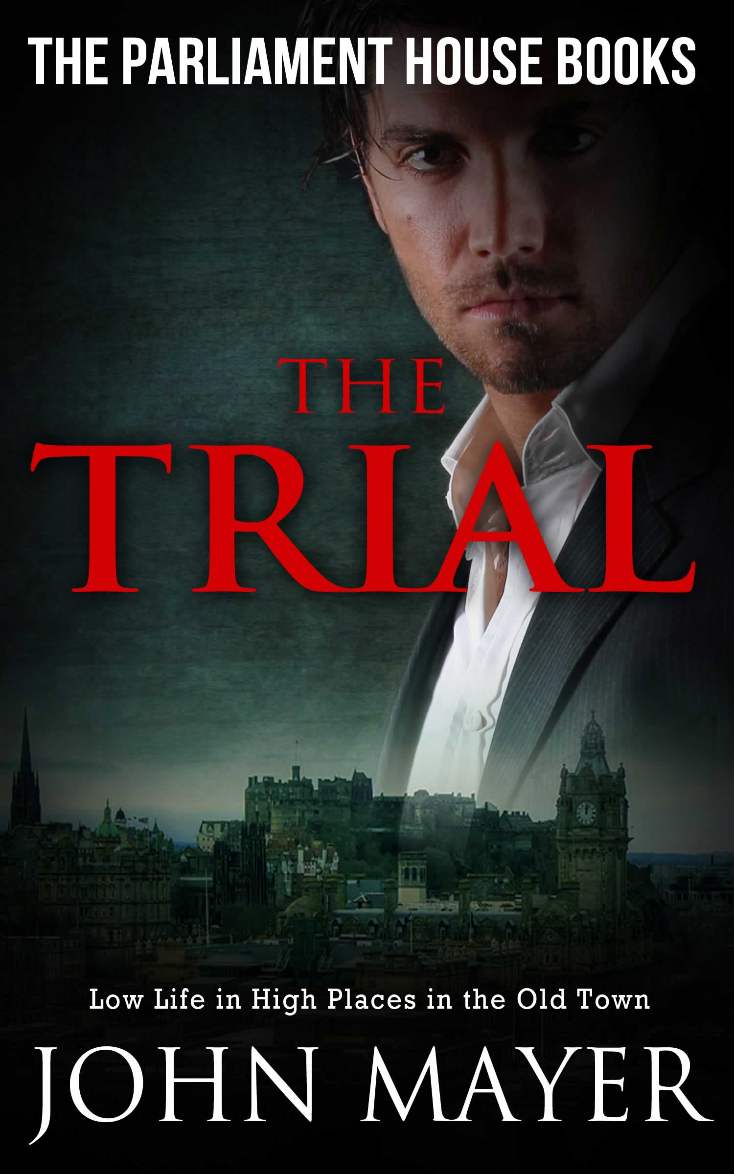 The Trial Book 1 - An Exciting Legal Crime Thriller