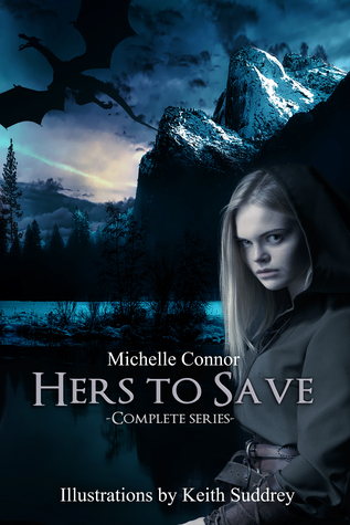 Check out Michelle Connor's Young Adult Saga, 'Hers to Save' The Complete Series!