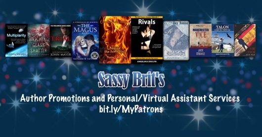 Sassy Brit's Author Promotions : bit.ly/MyPatrons