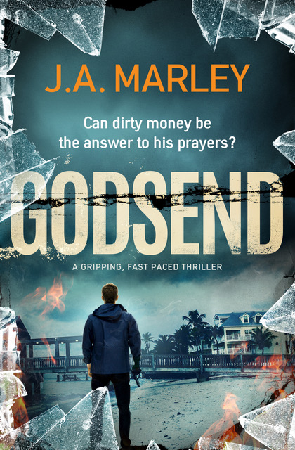 J.A. Marley - Godsend_cover_high res