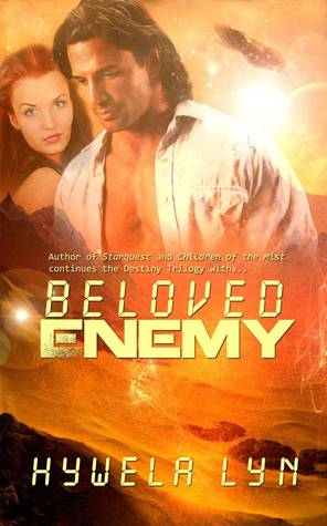 What if you swore to kill the man responsible for the death of your sister and then found yourself falling in love with him? Beloved Enemy concludes the Destiny Trilogy - a series of three complete 'standalone' novels linked by the magnificent starship 'Destiny'.