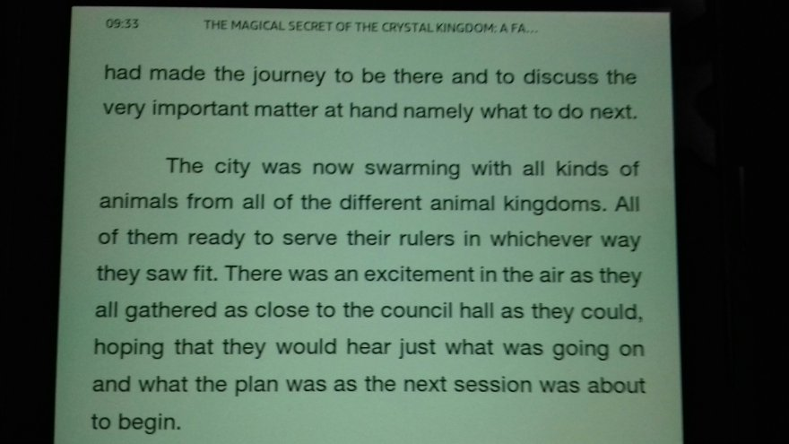 Pg 56 of The Magical Secret of the Crystal Kingdom : A Fantasy World of Unicorns, Dragons and other Magical Animals by Paul Nicholls | Alternative-Read.com
