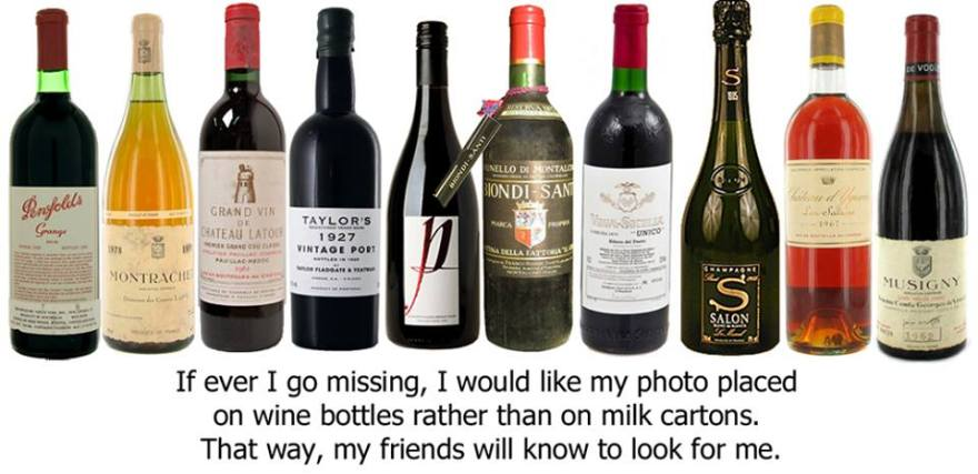 Spilt Wine by Michael D Walsh | Alternative-Read.com