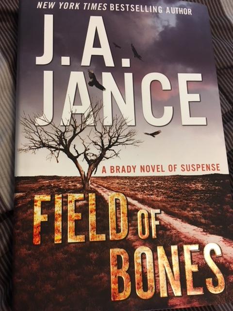 Field of Bones by J.A. Jance | Alternative-Read.com