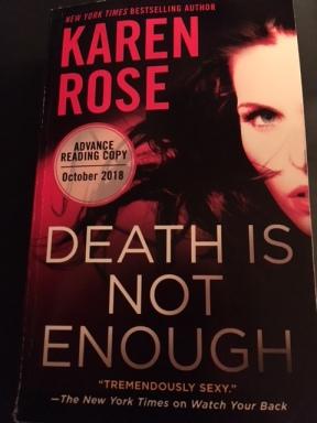 Death is Not Enough   Karen Rose   Alternative-Read.com
